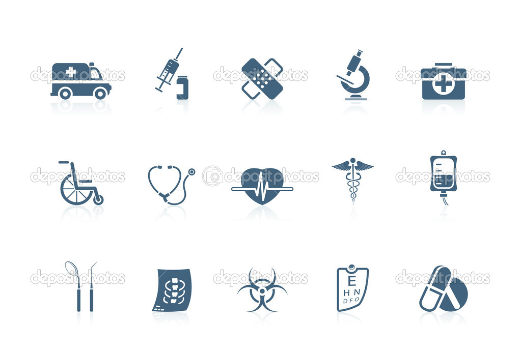 Medical icons | piccolo series — Stock Vector #5694450