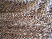 Plaited rattan texture — Stock Photo