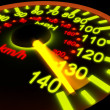 Illustration of a speedometer — Stock Photo #5471052