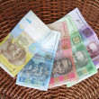 Stock Photo: Ukrainimoney, hryvna.
