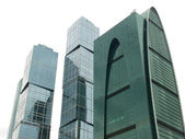Business center of Moscow — Stock Photo