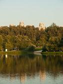 Tsaritsyno park, moscú, rusia — Foto de Stock
