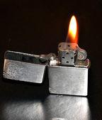 ライターの火 — ストック写真