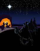 Natividad — ストックベクタ