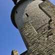 Ancient  tower — Stockfoto