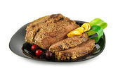 Roast beef meat — Stock Photo