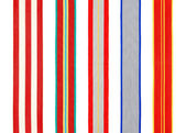 Military ribbons — Stock Photo