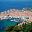 Old city of Dubrovnik — Stock Photo #5935634