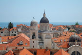 Dubrovnik. Old town. — Stock Photo