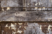 Cracked wood texture — Stock Photo