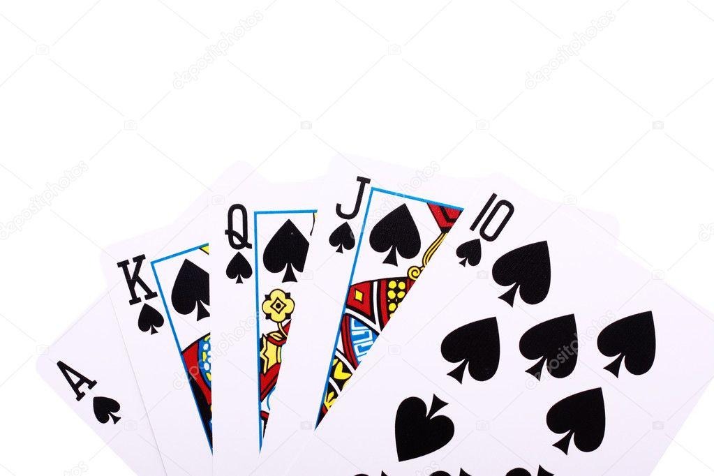 highest hand in poker royal flush