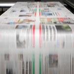 Trend Offset Printing — Stock Photo