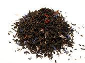Nejlepší kvalitní černý čaj s letní ovoce — Stock fotografie