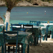 Stock Photo: Assos taverna
