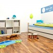 Stock Photo: Childrens Playroom