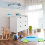 Modern childrens playroom — Stock Photo #5713952