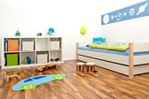 Childrens Playroom — Stockfoto