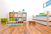 Children's Playroom — Stock Photo