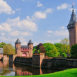 Medieval castle de Haar, Netherlands — Stock Photo