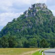 Medieval castle Hohostervits, Austria, Karnten - Stock Photo