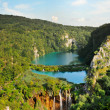 Plitvice Lakes - National Park in Croatia — Stock Photo #5668206