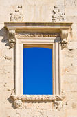 Windows - antic Architecture — Stock Photo