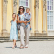 Tourists walking in Sans Souci — Stock Photo #6264562