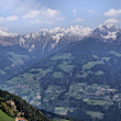 Passeier Valley and Sarntal Alps — Stockfoto