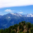Mountain panorama in South Tyrol — Stock Photo #5539877