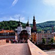 Panoramof Heidelberg, Germany — Stock Photo #5646248
