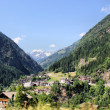 Mountain village in South Tyrol — Stock Photo #5674033