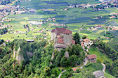 The Castle Tyrol — Stock Photo
