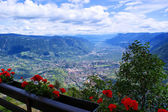 Meran in South Tyrol — Stock Photo