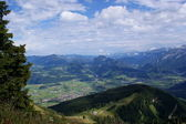 View in the Salzburg country — Stock Photo