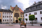 A small German town — Stock Photo