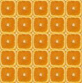 Square oranges — Stock Photo