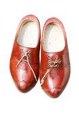 Hollandalı tahta ayakkabı — Stok fotoğraf