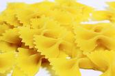 Pasta background — Stock Photo