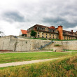 Citadel on Petersberg in Erfurt — Stock Photo