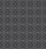 Abstract seamless texture background in gray scale — Stock Vector