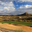 Stock Photo: Tucson landscape