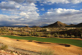 Tucson landscape — Stock Photo