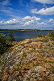 Karelia the nice place in Russia — Stock Photo