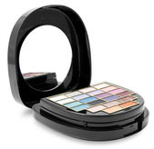 A Colorful Make-Up - Cosmetics Kit — Stock Photo