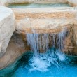 Stock Photo: Artificial waterfall