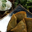 Stock Photo: Samosa