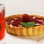 Raspberry Tart — Stock Photo #5540973