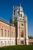 Tsaritsino museum and reserve in Moscow — Stock Photo