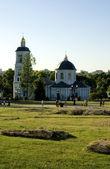 Orthodox Church in Tsaritsino — Stock Photo