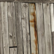 Old Weathered Wall or Fence — Stock Photo